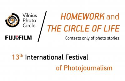 13th International Festival of Photojournalism VILNIUS PHOTO CIRCLE