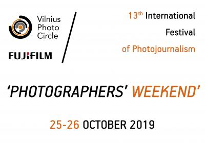 13TH INTERNATIONAL PHOTOJOURNALISM FESTIVAL  VILNIUS PHOTO CIRCLE