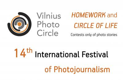 14th International Festival of Photojournalism VILNIUS PHOTO CIRCLE