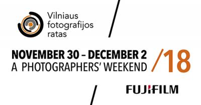 12th International Festival of Photojournalism VILNIUS PHOTO CIRCLE 2018