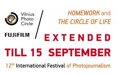 12th International Festival of Photojournalism VILNIUS PHOTO CIRCLE